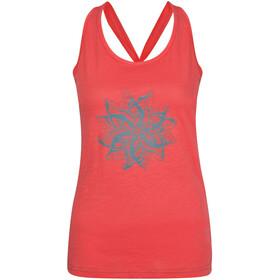 Dare 2b Plentitude - Camisa sin mangas Mujer - rojo 5f2a0e8c11f46